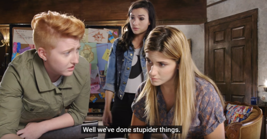 carmilla how to disappear completely